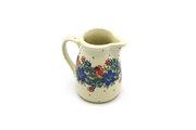 Ceramika Artystyczna Polish Pottery Miniature Pitcher - Garden Party 315-1535a (Ceramika Artystyczna)