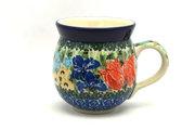 Ceramika Artystyczna Polish Pottery Mug - 11 oz. Bubble - Unikat Signature U3516 070-U3516 (Ceramika Artystyczna)