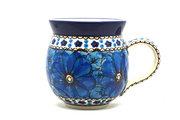 Ceramika Artystyczna Polish Pottery Mug - 11 oz. Bubble - Unikat Signature U408C 070-U408C (Ceramika Artystyczna)