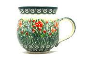 Ceramika Artystyczna Polish Pottery Mug - 11 oz. Bubble - Unikat Signature U4336 070-U4336 (Ceramika Artystyczna)