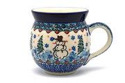 Ceramika Artystyczna Polish Pottery Mug - 11 oz. Bubble - Unikat Signature U4661 070-U4661 (Ceramika Artystyczna)