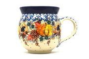 Ceramika Artystyczna Polish Pottery Mug - 11 oz. Bubble - Unikat Signature U4741 070-U4741 (Ceramika Artystyczna)