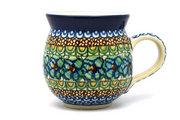 Ceramika Artystyczna Polish Pottery Mug - 15 oz. Bubble - Unikat Signature U151 073-U0151 (Ceramika Artystyczna)