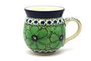 Ceramika Artystyczna Polish Pottery Mug - 15 oz. Bubble - Unikat Signature U408A 073-U408A (Ceramika Artystyczna)