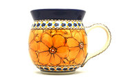 Ceramika Artystyczna Polish Pottery Mug - 15 oz. Bubble - Unikat Signature U408B 073-U408B (Ceramika Artystyczna)