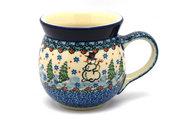 Ceramika Artystyczna Polish Pottery Mug - 15 oz. Bubble - Unikat Signature U4661 073-U4661 (Ceramika Artystyczna)