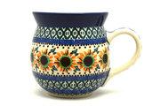Ceramika Artystyczna Polish Pottery Mug - 15 oz. Bubble - Unikat Signature U4860 073-U4860 (Ceramika Artystyczna)