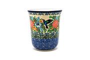 Ceramika Artystyczna Polish Pottery Mug - 16 oz. Bistro - Unikat Signature U3271 812-U3271 (Ceramika Artystyczna)