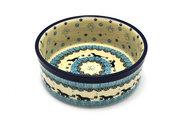 Ceramika Artystyczna Polish Pottery Pet Dish - 20 oz. - Diggity Dog 364-2152a (Ceramika Artystyczna)