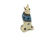 Ceramika Artystyczna Polish Pottery Pie Bird - Aztec Sky C14-1917a (Ceramika Artystyczna)