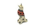Ceramika Artystyczna Polish Pottery Pie Bird - Aztec Sun C14-1350a (Ceramika Artystyczna)