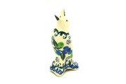 Ceramika Artystyczna Polish Pottery Pie Bird - Blue Berries C14-1416a (Ceramika Artystyczna)