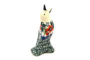 Ceramika Artystyczna Polish Pottery Pie Bird - Cherry Blossom C14-2103a (Ceramika Artystyczna)