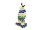 Ceramika Artystyczna Polish Pottery Pie Bird - Ivy Trail C14-1898a (Ceramika Artystyczna)