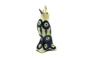 Ceramika Artystyczna Polish Pottery Pie Bird - Peacock C14-054a (Ceramika Artystyczna)