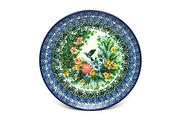 "Ceramika Artystyczna Polish Pottery Plate - 10"" Dinner - Unikat Signature - U3271 257-U3271 (Ceramika Artystyczna)"