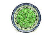 "Ceramika Artystyczna Polish Pottery Plate - 10"" Dinner - Unikat Signature - U408A 257-U408A (Ceramika Artystyczna)"