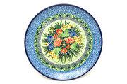 "Ceramika Artystyczna Polish Pottery Plate - 10"" Dinner - Unikat Signature - U4400 257-U4400 (Ceramika Artystyczna)"