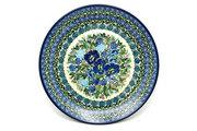 "Ceramika Artystyczna Polish Pottery Plate - 10"" Dinner - Unikat Signature - U4520 257-U4520 (Ceramika Artystyczna)"