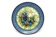 "Ceramika Artystyczna Polish Pottery Plate - 10"" Dinner - Unikat Signature - U4695 257-U4695 (Ceramika Artystyczna)"