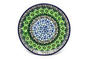 "Ceramika Artystyczna Polish Pottery Plate - Bread & Butter (6 1/4"") - Kiwi 261-1479a (Ceramika Artystyczna)"