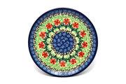 "Ceramika Artystyczna Polish Pottery Plate - Bread & Butter (6 1/4"") - Maraschino 261-1916a (Ceramika Artystyczna)"