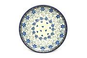 """Ceramika Artystyczna Polish Pottery Plate - Bread & Butter (6 1/4"""") - Silver Lace 261-2158a (Ceramika Artystyczna)"""