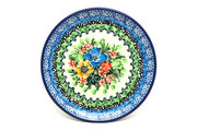 "Ceramika Artystyczna Polish Pottery Plate - Bread & Butter (6 1/4"") - Unikat Signature - U3347 261-U3347 (Ceramika Artystyczna)"