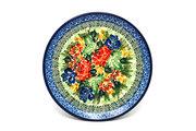 "Ceramika Artystyczna Polish Pottery Plate - Bread & Butter (6 1/4"") - Unikat Signature - U4400 261-U4400 (Ceramika Artystyczna)"