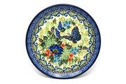 "Ceramika Artystyczna Polish Pottery Plate - Bread & Butter (6 1/4"") - Unikat Signature - U4600 261-U4600 (Ceramika Artystyczna)"