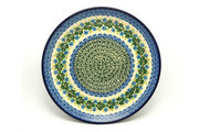 "Ceramika Artystyczna Polish Pottery Plate - Dinner (10 1/2"") - Ivy Trail 223-1898a (Ceramika Artystyczna)"