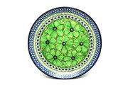 "Ceramika Artystyczna Polish Pottery Plate - Dinner (10 1/2"") - Unikat Signature U408A 223-U408A (Ceramika Artystyczna)"