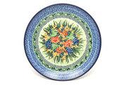 "Ceramika Artystyczna Polish Pottery Plate - Dinner (10 1/2"") - Unikat Signature U4400 223-U4400 (Ceramika Artystyczna)"