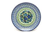 "Ceramika Artystyczna Polish Pottery Plate - Dinner (10 1/2"") - Unikat Signature U4572 223-U4572 (Ceramika Artystyczna)"