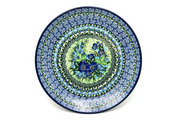 "Ceramika Artystyczna Polish Pottery Plate - Dinner (10 1/2"") - Unikat Signature U4629 223-U4629 (Ceramika Artystyczna)"