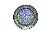 """Ceramika Artystyczna Polish Pottery Plate - Salad/Dessert (7 3/4"""") - Kiwi 086-1479a (Ceramika Artystyczna)"""