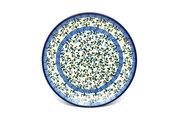 "Ceramika Artystyczna Polish Pottery Plate - Salad/Dessert (7 3/4"") - Terrace Vines 086-1822a (Ceramika Artystyczna)"