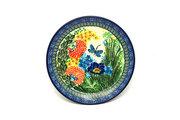 """Ceramika Artystyczna Polish Pottery Plate - Salad/Dessert (7 3/4"""") - Unikat Signature U4612 086-U4612 (Ceramika Artystyczna)"""