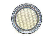 "Ceramika Artystyczna Polish Pottery Platter - Round (12 1/4"") - Primrose 256-854a (Ceramika Artystyczna)"