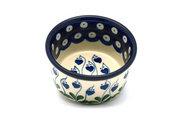 Ceramika Artystyczna Polish Pottery Ramekin - Bleeding Heart 409-377o (Ceramika Artystyczna)