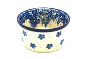 Ceramika Artystyczna Polish Pottery Ramekin - Blue Bayou 409-1975a (Ceramika Artystyczna)