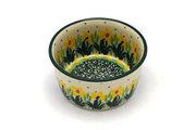 Ceramika Artystyczna Polish Pottery Ramekin - Daffodil 409-2122q (Ceramika Artystyczna)
