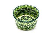 Ceramika Artystyczna Polish Pottery Ramekin - Irish Meadow 409-1888q (Ceramika Artystyczna)