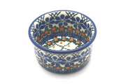 Ceramika Artystyczna Polish Pottery Ramekin - Primrose 409-854a (Ceramika Artystyczna)