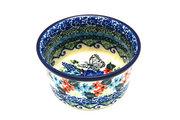 Ceramika Artystyczna Polish Pottery Ramekin - Unikat Signature - U4600 409-U4600 (Ceramika Artystyczna)