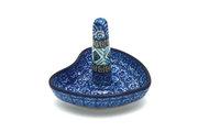 Ceramika Artystyczna Polish Pottery Ring Holder - Aztec Sky 904-1917a (Ceramika Artystyczna)