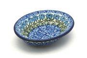 Ceramika Artystyczna Polish Pottery Soap Dish - Antique Rose 510-1390a (Ceramika Artystyczna)