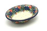 Ceramika Artystyczna Polish Pottery Soap Dish - Garden Party 510-1535a (Ceramika Artystyczna)