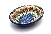 Ceramika Artystyczna Polish Pottery Soap Dish - Maraschino 510-1916a (Ceramika Artystyczna)