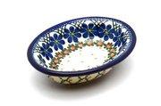 Ceramika Artystyczna Polish Pottery Soap Dish - Primrose 510-854a (Ceramika Artystyczna)
